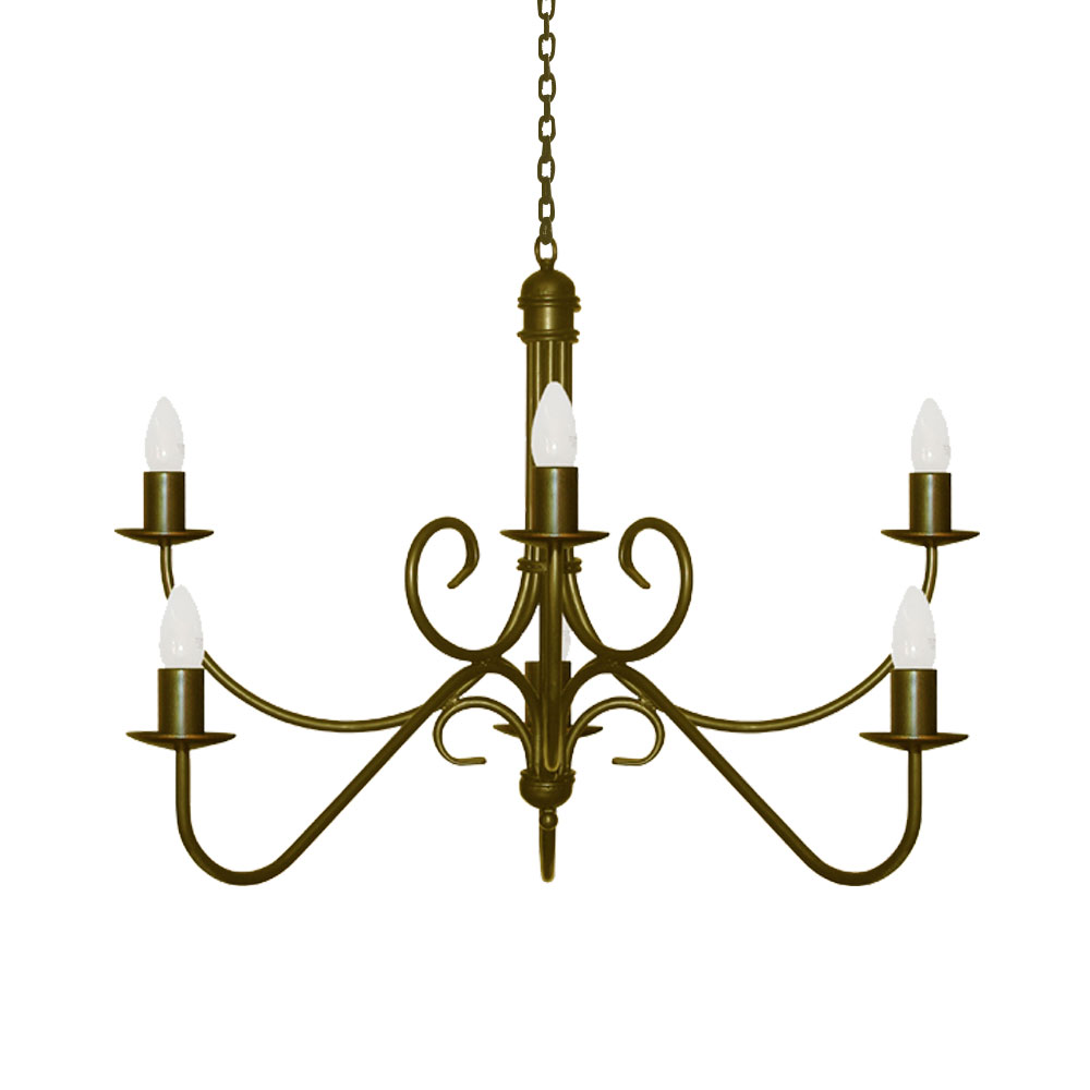 Angel 6 light chandelier with candle sleeves top image lighting angel 6 light chandelier with candle sleeves aloadofball Choice Image