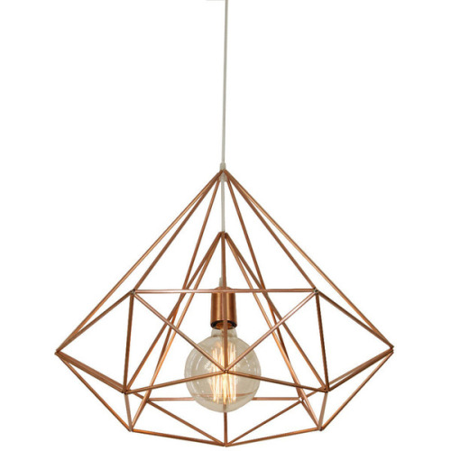 Jewel Indoor Geometric Pendant Top Image Lighting